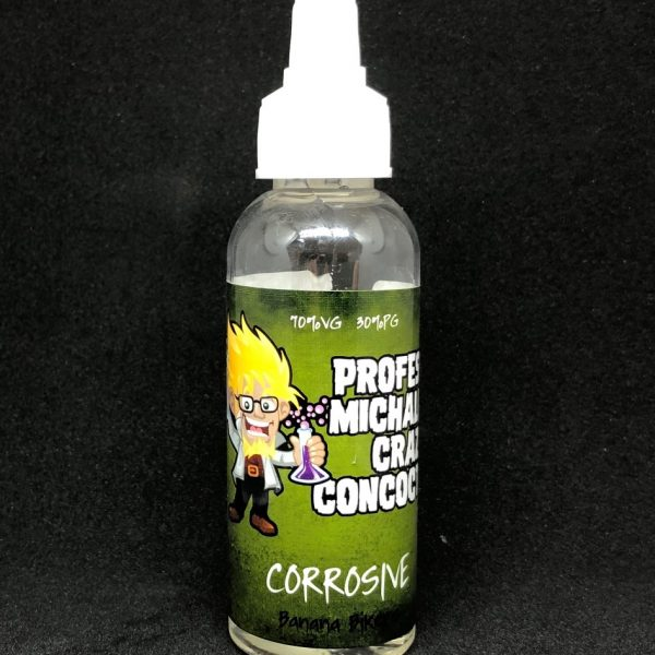 Professor Michaluks Crazy Concoctions – Corrosive – 50ml