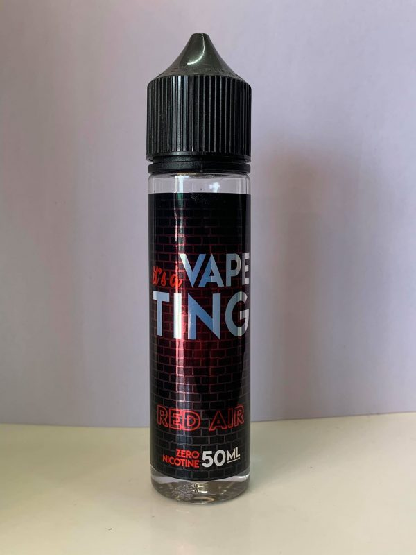 its a vape ting red air Just Mist eCig Vaping Northern Ireland