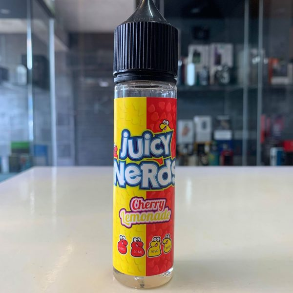 Juicy Nerds – Cherry Lemonade