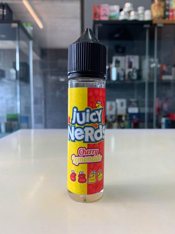 juciy nerds cherry lemonade Just Mist eCig Vaping Northern Ireland