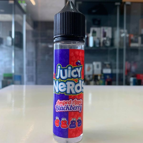 Juicy Nerds – Ample Apple & Blackberry