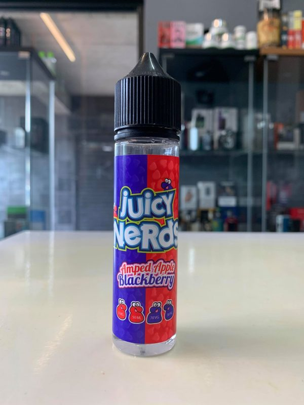 juicy nerds apple blackberry Just Mist eCig Vaping Northern Ireland