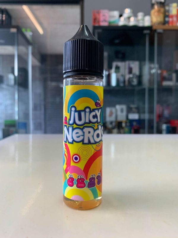 juicy nerds gobstoppers Just Mist eCig Vaping Northern Ireland