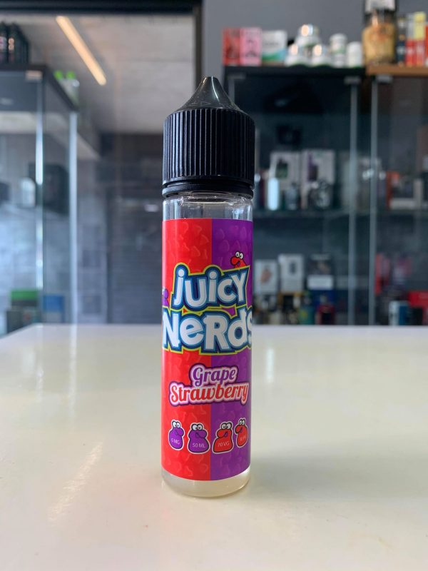 juicy nerds grape strawberry Just Mist eCig Vaping Northern Ireland