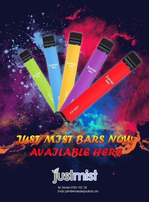 Just Mist Bars